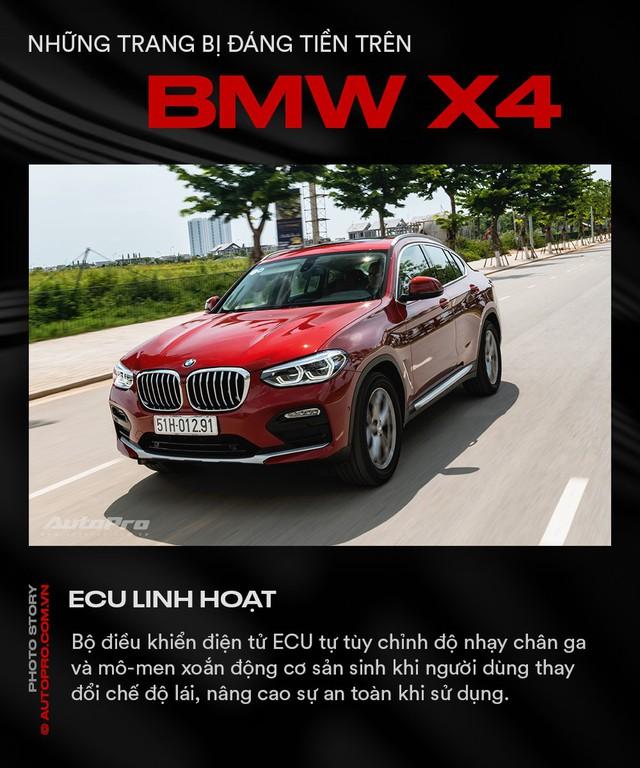 Những trang bị đáng tiền trên BMW X4 - Ảnh 3.