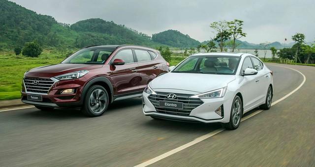 Khám phá bộ đôi Hyundai Tucson và Elantra 2019 vừa ra mắt - Ảnh 1.