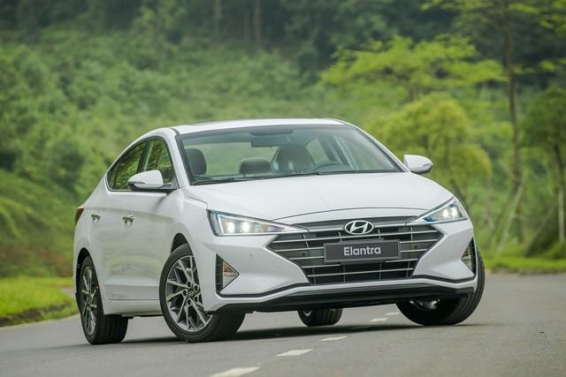 Khám phá bộ đôi Hyundai Tucson và Elantra 2019 vừa ra mắt - Ảnh 2.