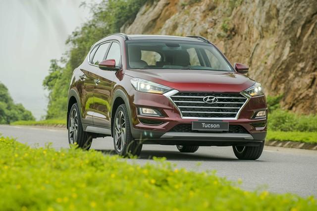 Khám phá bộ đôi Hyundai Tucson và Elantra 2019 vừa ra mắt - Ảnh 4.