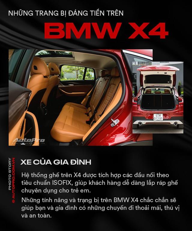Những trang bị đáng tiền trên BMW X4 - Ảnh 11.