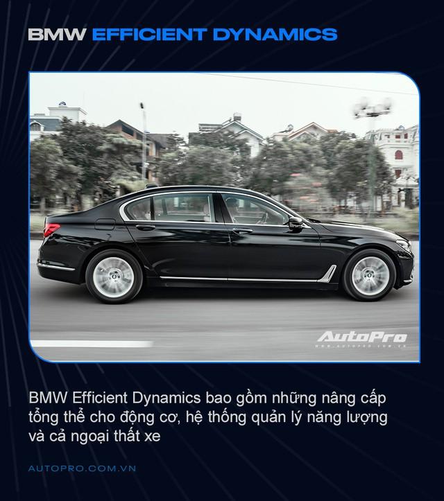 BMW 7-Series và Efficient Dynamics: Tích tiểu thành đại - Ảnh 2.