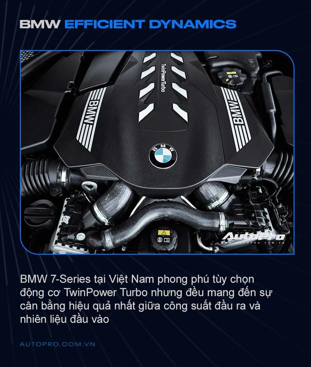 BMW 7-Series và Efficient Dynamics: Tích tiểu thành đại - Ảnh 3.