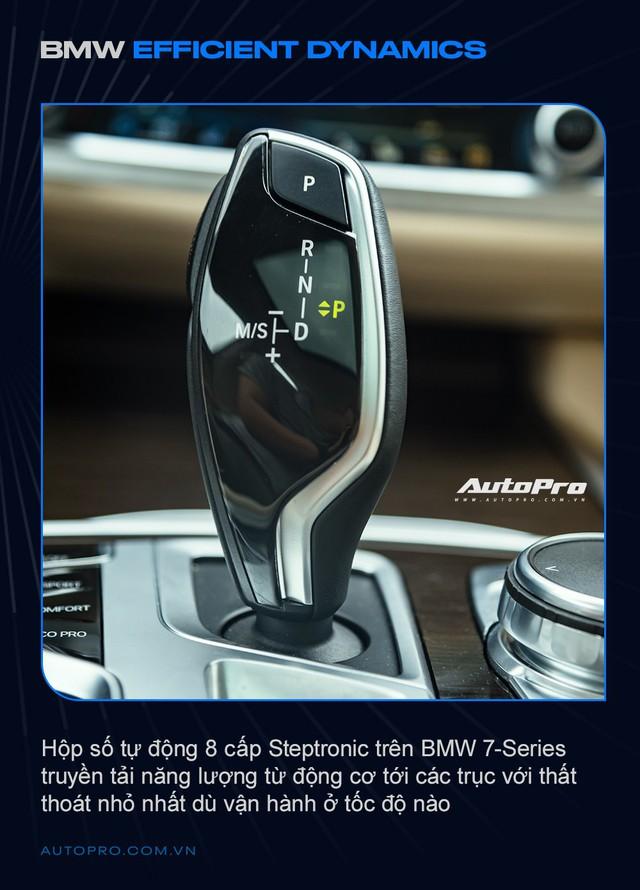 BMW 7-Series và Efficient Dynamics: Tích tiểu thành đại - Ảnh 4.