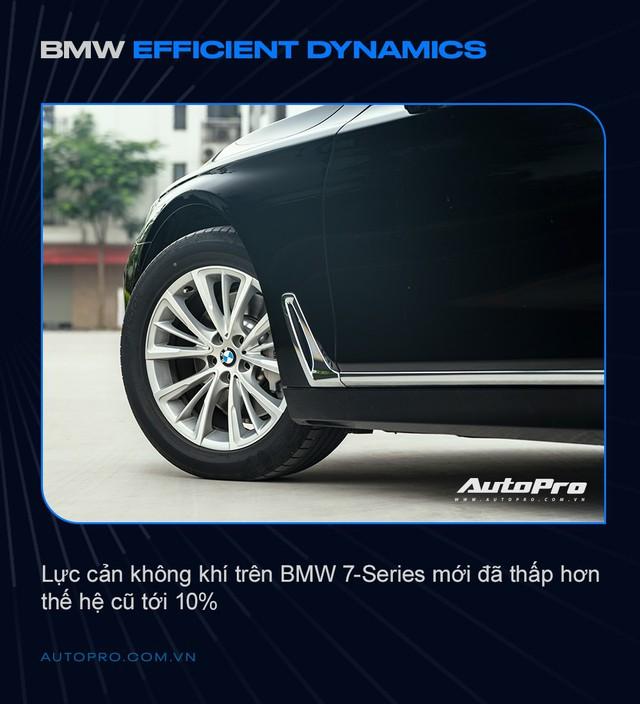 BMW 7-Series và Efficient Dynamics: Tích tiểu thành đại - Ảnh 6.