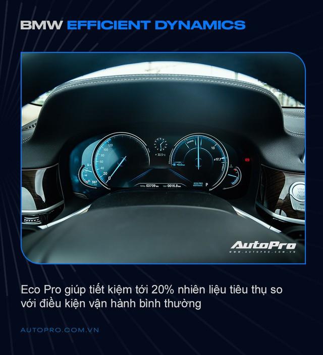 BMW 7-Series và Efficient Dynamics: Tích tiểu thành đại - Ảnh 8.