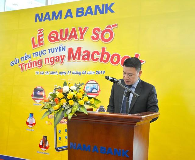Loạt giải thưởng công nghệ từ Nam A Bank đã có chủ - Ảnh 1.