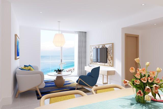 SunBay Park Hotel & Resort Phan Rang: Vẻ đẹp thiết kế lay động - Ảnh 2.