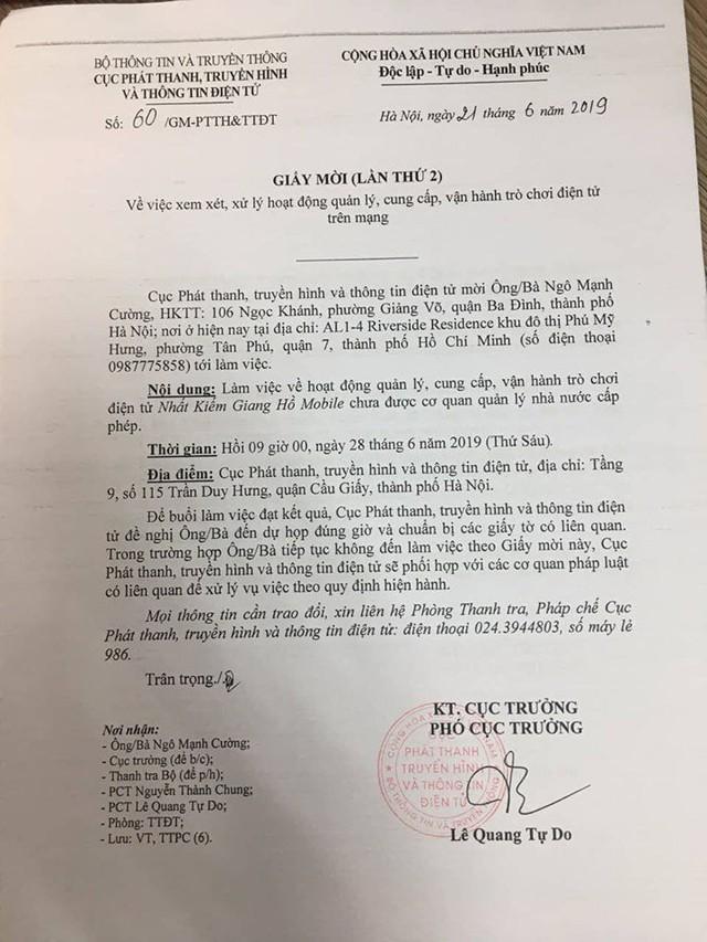 """Nhất Kiếm Giang Hồ Mobile: Hiên ngang giữa """"tâm bão"""" scandal game lậu - Ảnh 2."""