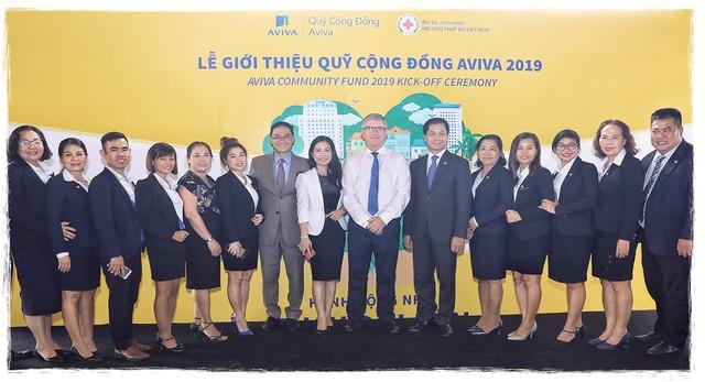 """CEO Aviva Việt Nam: """"Đóng góp cho cộng đồng là trách nhiệm của doanh nghiệp"""" - Ảnh 1."""