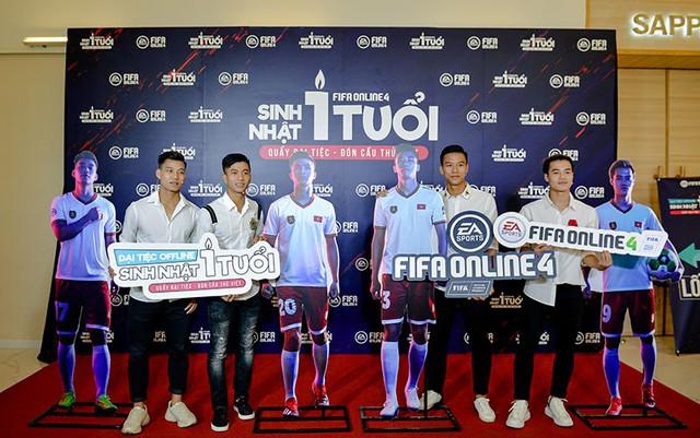 Bữa Đại tiệc Offline sinh nhật FIFA Online 4 Photo-1-15614530396321807645033