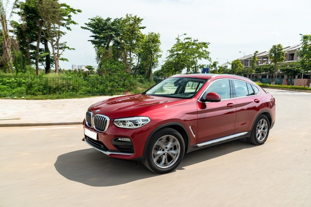 BMW X4: Mẫu xe dành cho những người trẻ cá tính và thích lái - Ảnh 1.