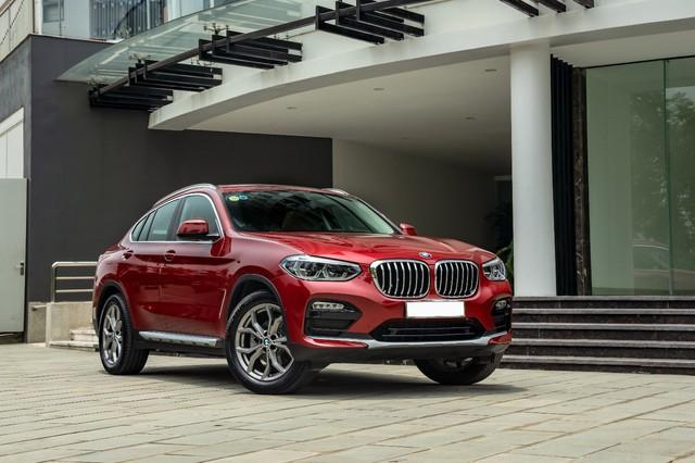BMW X4: Mẫu xe dành cho những người trẻ cá tính và thích lái - Ảnh 3.