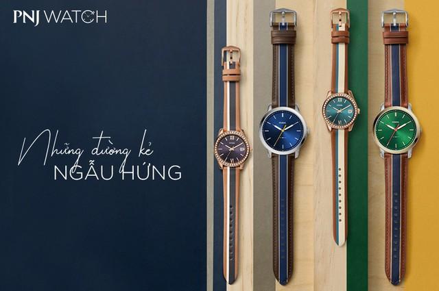 PNJ Watch khai trương cửa hàng đầu tiên tại Hà Nội trên đường Trần Nhân Tông - Ảnh 3.