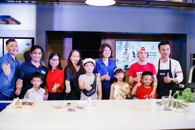 Trải nghiệm khó quên cho các bé tại Samsung Showcase nhân ngày Quốc tế Thiếu Nhi - Ảnh 5.