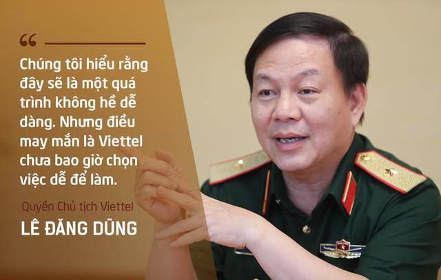 Quyền Chủ tịch Viettel Lê Đăng Dũng: Viettel sẽ chuyển đổi số thành công vào năm 2020! - Ảnh 3.