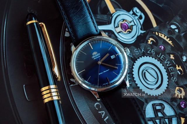 Quý ông lịch lãm cùng bộ sưu tập đồng hồ Orient Bambino - Ảnh 1.
