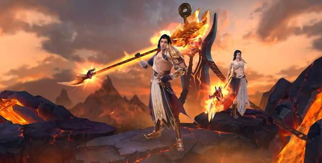 Game thủ Tân Thiên Long Mobile sốt ruột chờ trải nghiệm môn phái mới Minh Giáo - Ảnh 2.