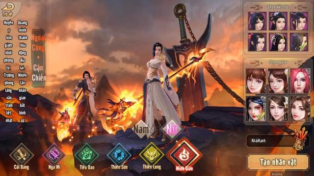 Game thủ Tân Thiên Long Mobile sốt ruột chờ trải nghiệm môn phái mới Minh Giáo - Ảnh 3.