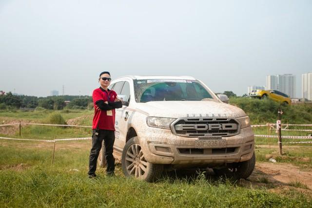 Hơn 100 xe Ford Everest tranh tài trong buổi offroad đầu tiên tại Hà Nội - Ảnh 4.