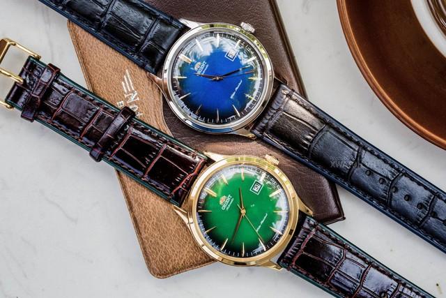 Quý ông lịch lãm cùng bộ sưu tập đồng hồ Orient Bambino - Ảnh 4.