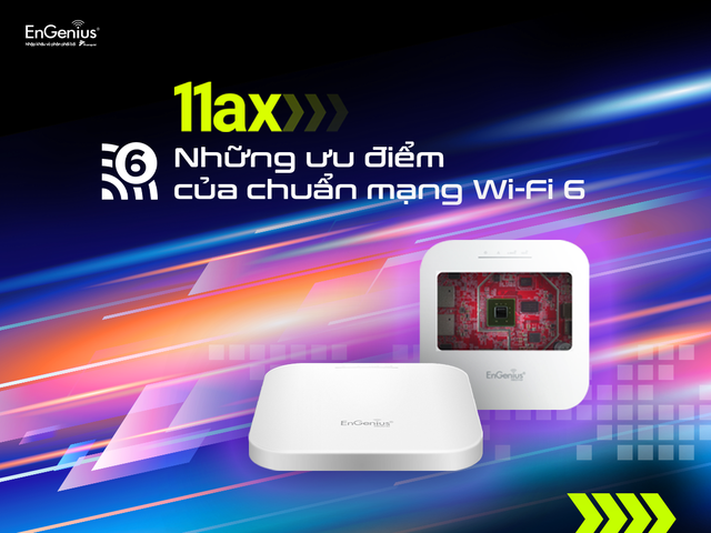 Day 6.6: Brand EnGenius launches 6th generation Wi-Fi - Photo 3.