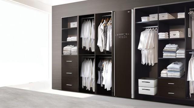 Tủ chăm sóc quần áo LG Styler: Bí quyết để bạn không bao giờ phải mang vest, đầm dạ hội ra tiệm giặt là? - Ảnh 1.