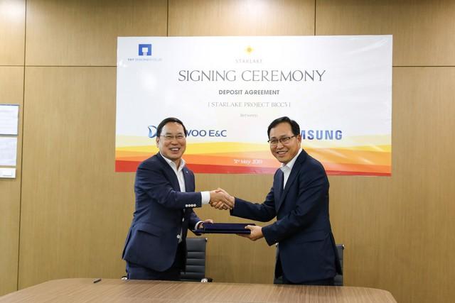 Vì sao Samsung quyết định chọn Starlake để làm trung tâm nghiên cứu và phát triển R&D tại Hà Nội? - Ảnh 1.