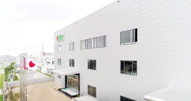 INTECH là tổng thầu xây dựng phòng sạch cho nhà máy dược phẩm CVI tại Láng Hòa Lạc - Ảnh 2.