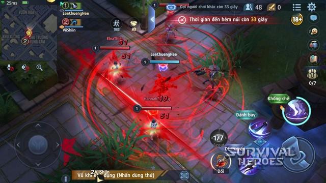 Survival Heroes được Google Play đề xuất là một trong những tựa game đáng chơi bậc nhất hiện nay - Ảnh 3.