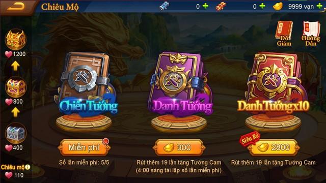 """Game thủ Danh Tướng 3Q – VNG phát cuồng với hệ thống """"trò chơi nhân phẩm"""" - Ảnh 1."""