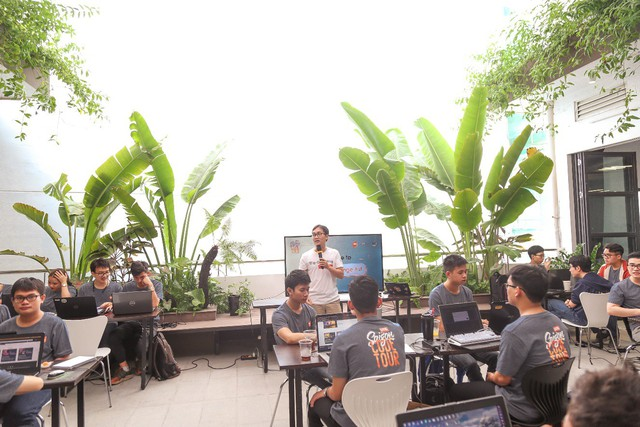 SaiGon Code Tour - The test of a dry fantasy is extremely interesting - Photo 5.