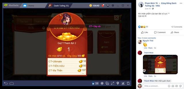 """Game thủ Danh Tướng 3Q – VNG phát cuồng với hệ thống """"trò chơi nhân phẩm"""" - Ảnh 5."""