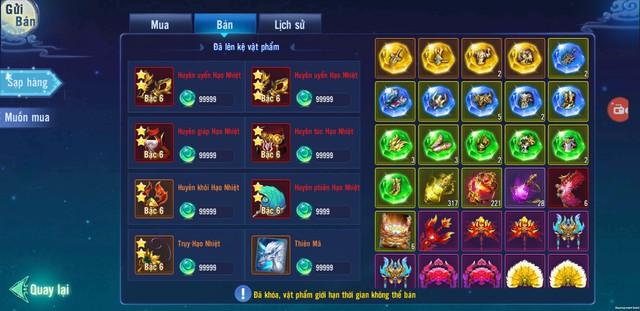 Kiếm ma 3D chiều lòng Game thủ kiếm hiệp với tính năng giao dịch trực tiếp - tự do buôn bán cực dị - Ảnh 1.