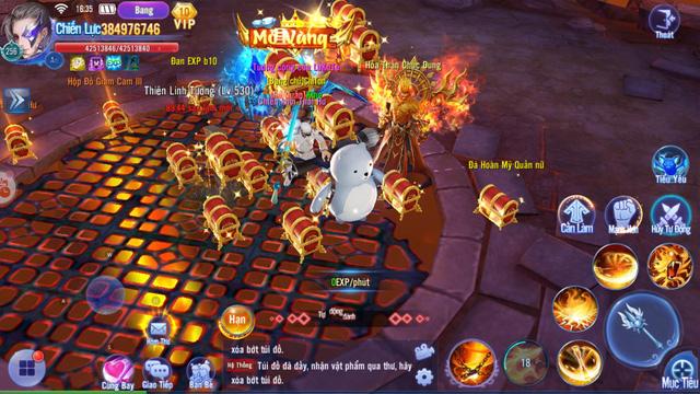 Kiếm ma 3D chiều lòng Game thủ kiếm hiệp với tính năng giao dịch trực tiếp - tự do buôn bán cực dị - Ảnh 2.