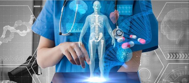 Quản lý dữ liệu sức khoẻ bằng thiết bị hitech thời đại công nghệ 4.0 - Ảnh 1.