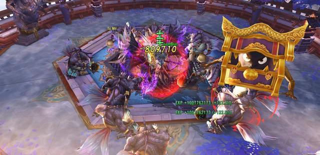 Kiếm Ma 3D đã ngay lập tức tạo được một dấu ấn mạnh mẽ đến với cộng đồng game thủ Photo-2-15628312027301221468122