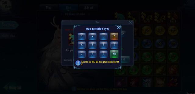 Kiếm ma 3D chiều lòng Game thủ kiếm hiệp với tính năng giao dịch trực tiếp - tự do buôn bán cực dị - Ảnh 3.