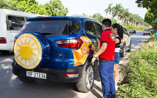 EcoSport Vietnam Club - Lên 3 tuổi đã khát vọng sáng tạo hơn người - Ảnh 5.