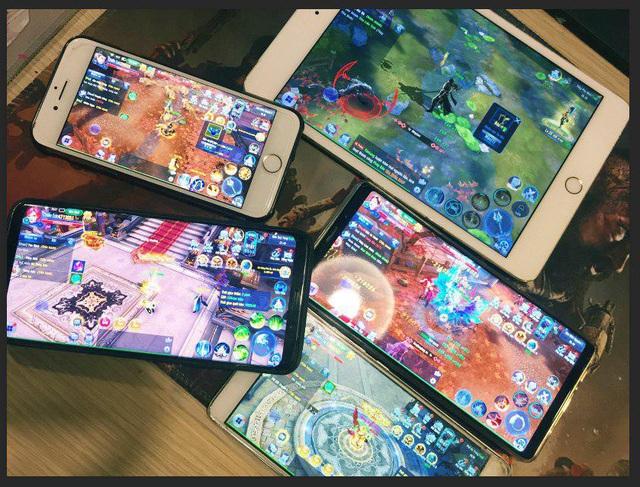 Kiếm ma 3D chiều lòng Game thủ kiếm hiệp với tính năng giao dịch trực tiếp - tự do buôn bán cực dị - Ảnh 4.