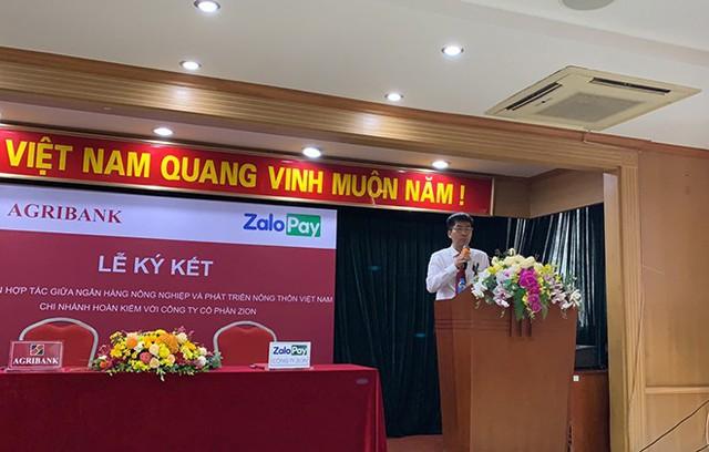 ZaloPay ký kết hợp tác chiến lược có Agribank - Ảnh 2.