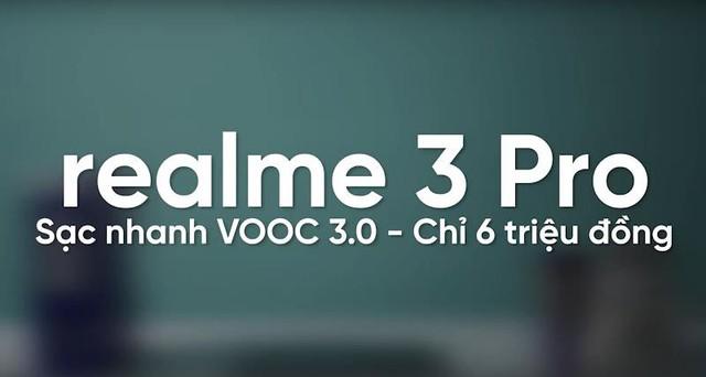 Khi cả thế giới đều quay lưng, sạc nhanh VOOC 3.0 trên Realme 3 Pro sẽ là anh hùng cứu tinh của bạn - Ảnh 6.