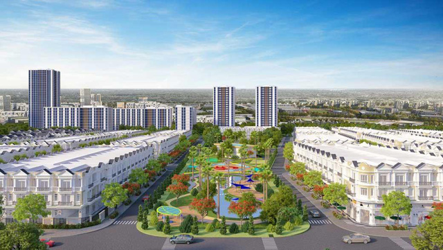 Shophouse Tiến Lộc Garden - sự lựa chọn của nhà đầu tư thông minh - Ảnh 1.
