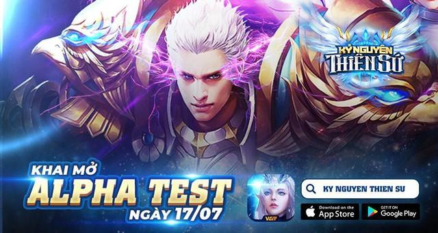 Kỷ Nguyên Thiên Sứ ra mắt phiên bản Alpha Test để game thủ trải nghiệm - ảnh 1