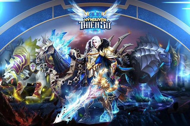 Kỷ Nguyên Thiên Sứ ra mắt phiên bản Alpha Test để game thủ trải nghiệm - ảnh 3