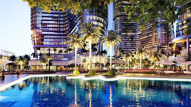 Đô thị nghỉ dưỡng 4.0: Xu hướng sống như Resort của cư dân hiện đại - Ảnh 1.