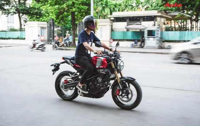 Đánh giá Honda CB150R giá 105 triệu đồng: Đây là lý do xe tự tin định giá đắt hàng đầu phân khúc - Ảnh 2.