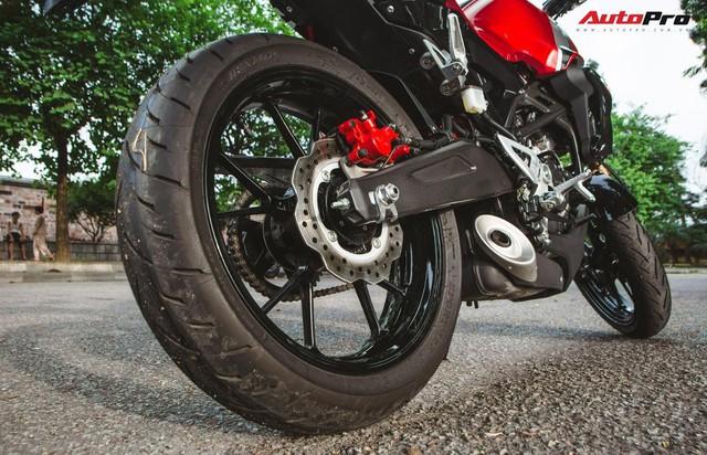Đánh giá Honda CB150R giá 105 triệu đồng: Đây là lý do xe tự tin định giá đắt hàng đầu phân khúc - Ảnh 4.