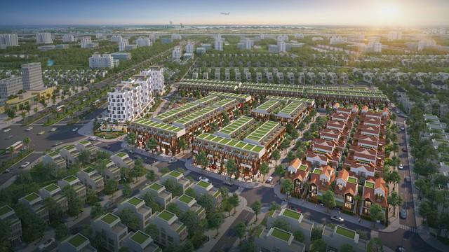 Bất động sản Long Thành hưởng lợi từ dự án sân bay - Ảnh 1.