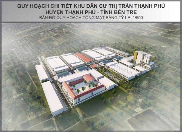 Thạnh Phú Center  – Dẫn đầu xu thế đầu tư khu dân cư cao cấp ven biển khu Tây Nam Bộ - Ảnh 1.